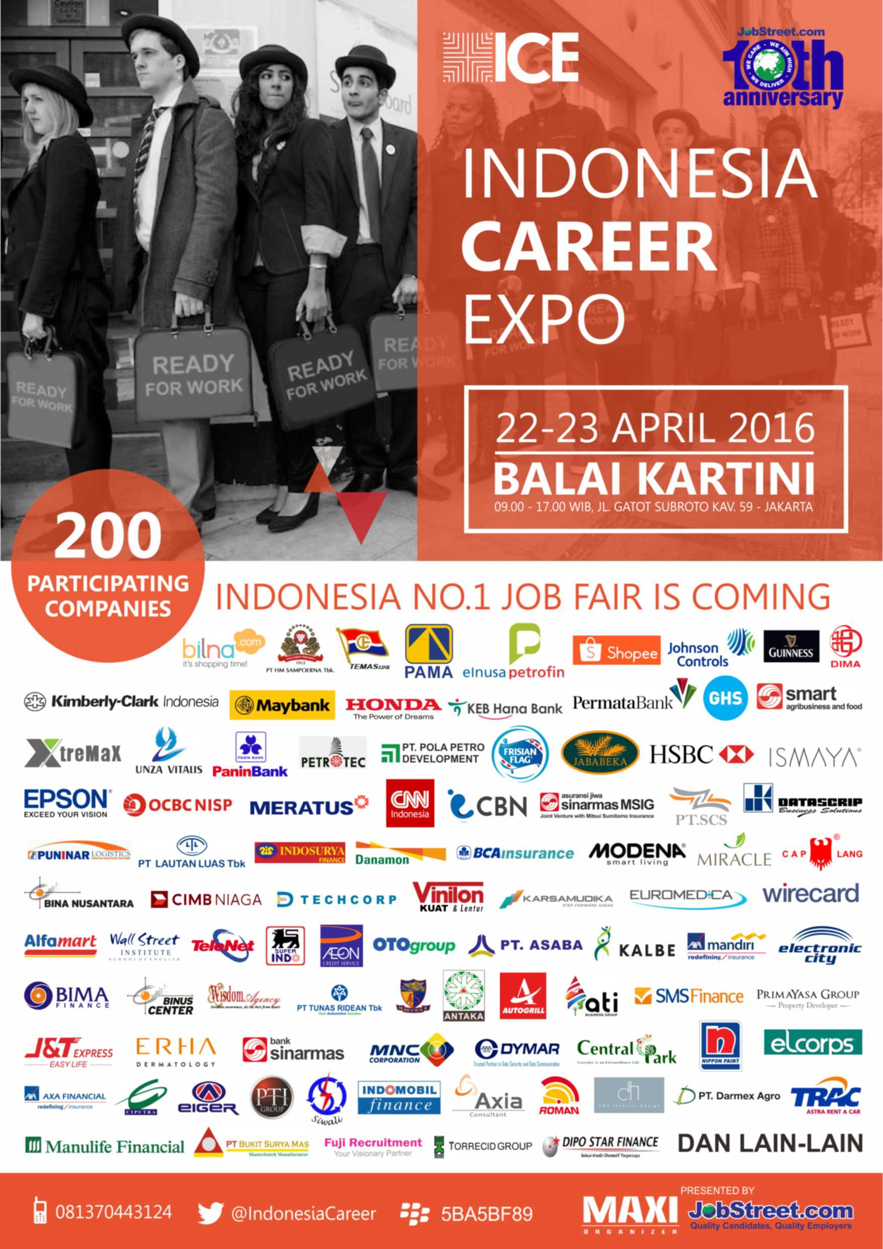 career expo jakarta latest news manufacturing no 1 job fair is coming